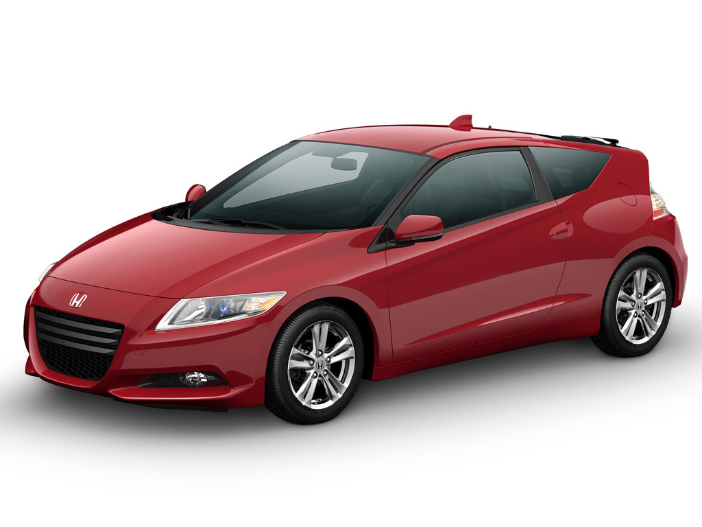 Honda CR-Z Turbo image #7