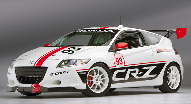 Honda CR-Z Turbo #8