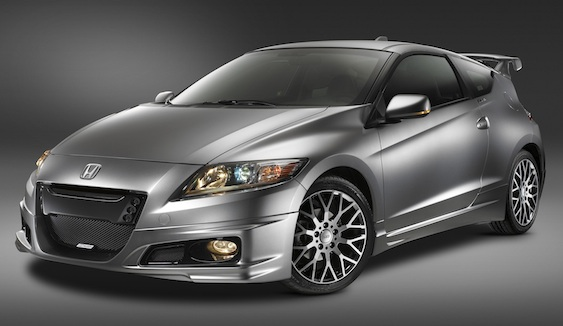Honda CR-Z Turbo photo 09