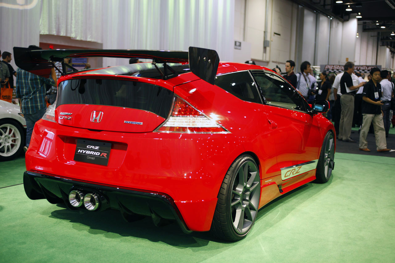 Honda CR-Z Turbo photo 10