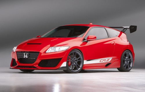Honda CR-Z Type R photo 01