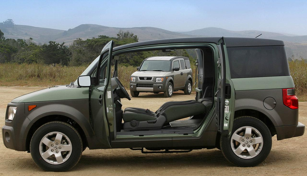 Honda Element photo 01
