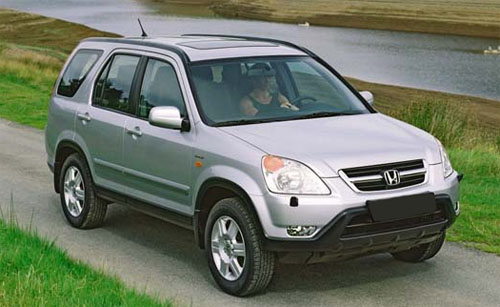 Honda Honda CR-V 2.0 VTEC photo 01