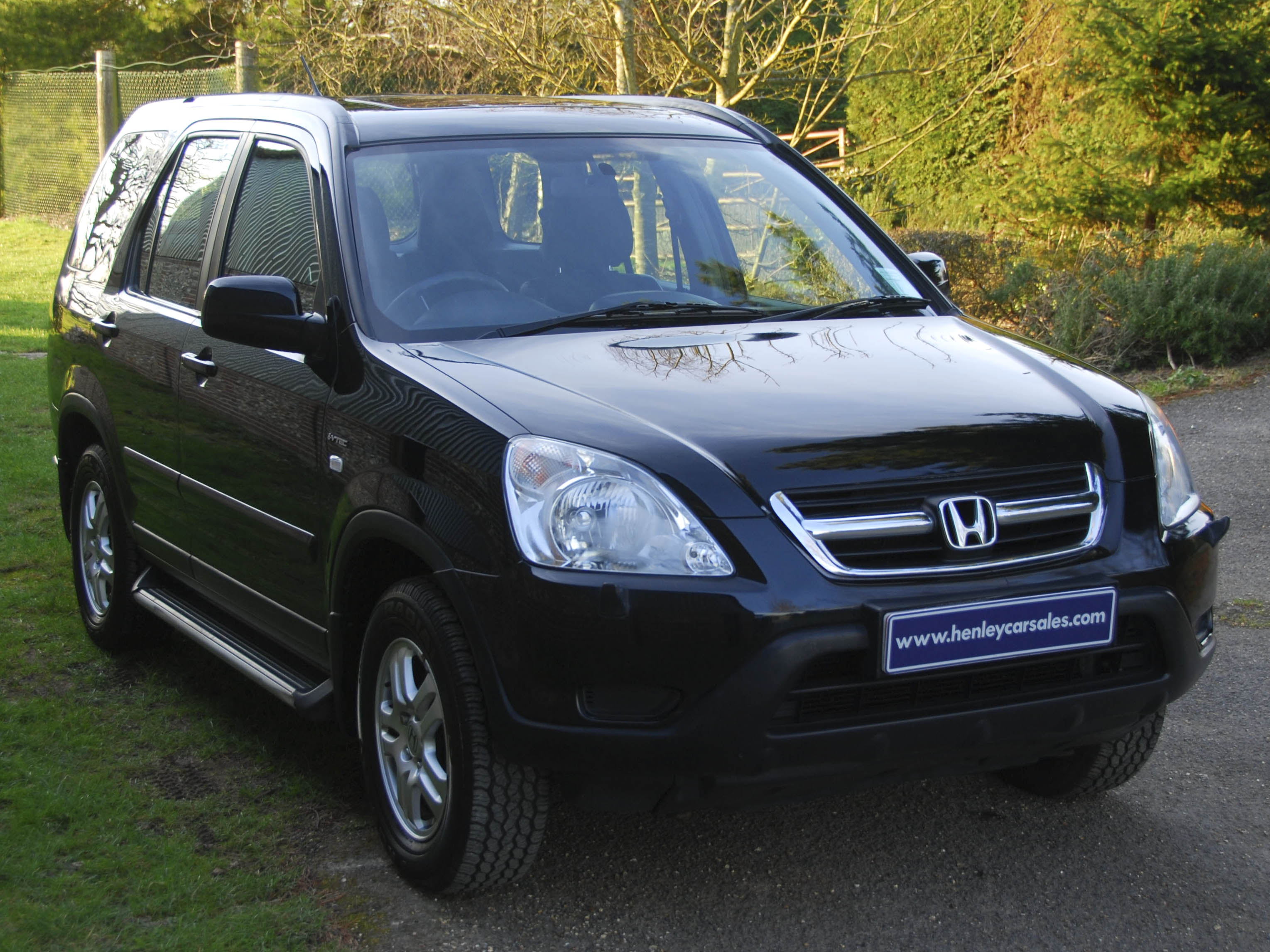 Honda Honda CR-V 2.0 VTEC photo 08