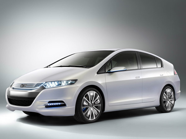 Honda Insight photo 02