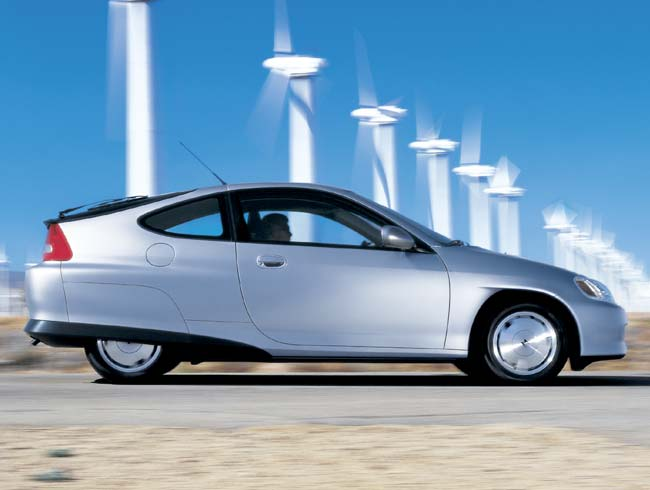 Honda Insight photo 03