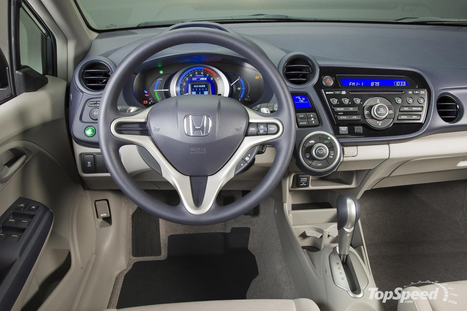 Honda Insight photo 04