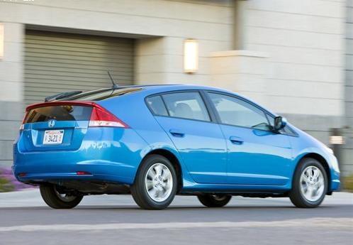 Honda Insight photo 06