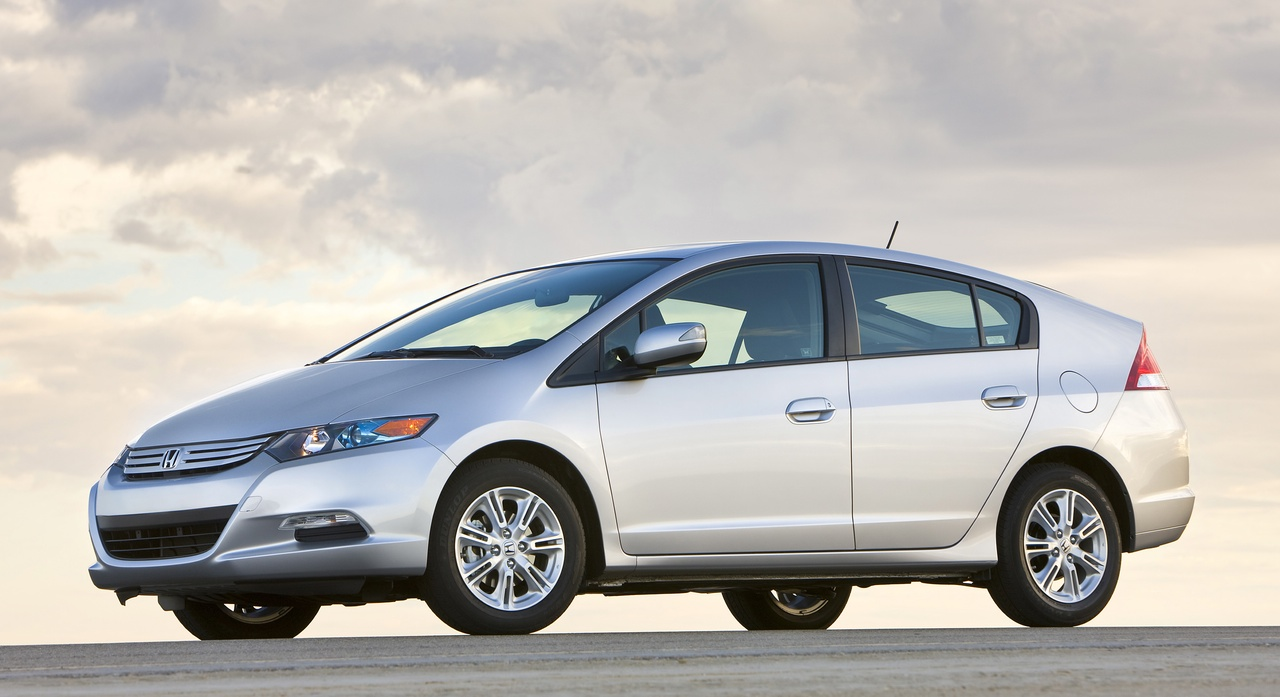 Honda Insight photo 07