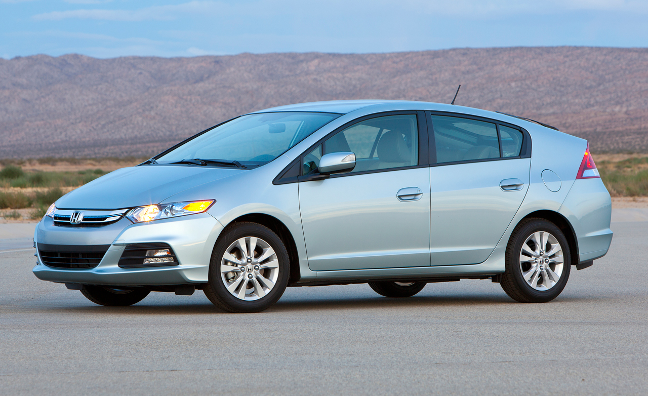 Honda Insight photo 08