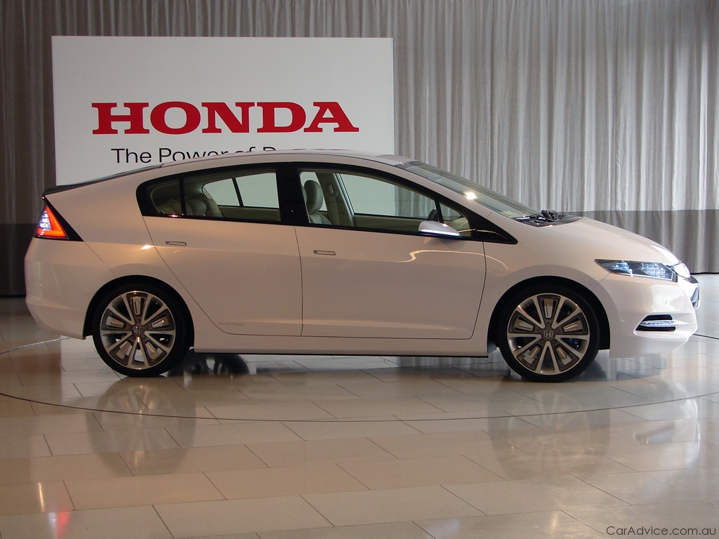 Honda Insight photo 09