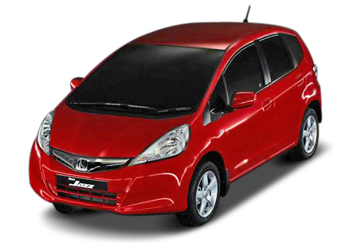 Honda Jazz photo 04