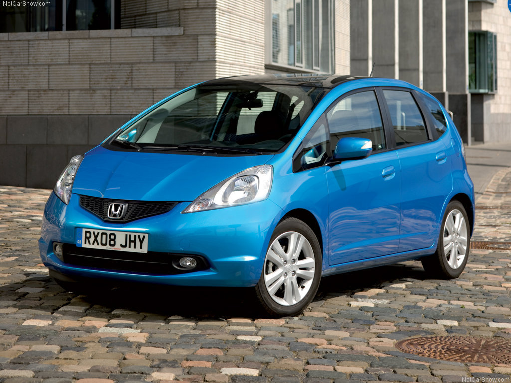 Honda Jazz photo 08