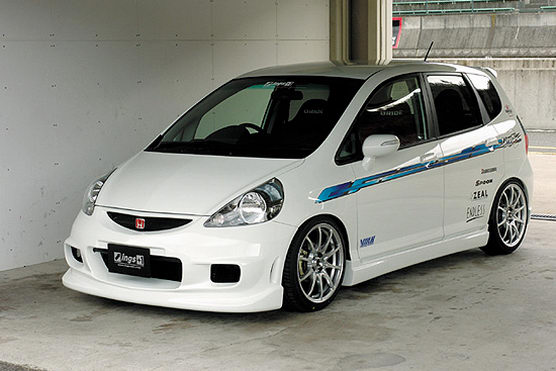 Honda Jazz photo 09