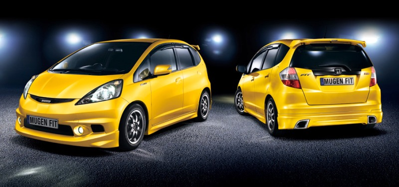 Honda Jazz photo 10