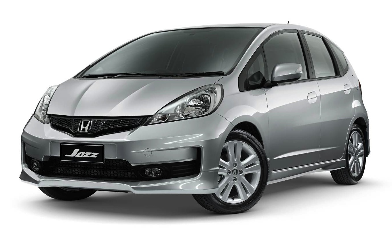 Honda Jazz photo 11