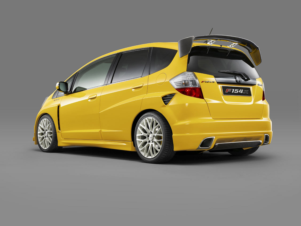 Honda Jazz photo 14