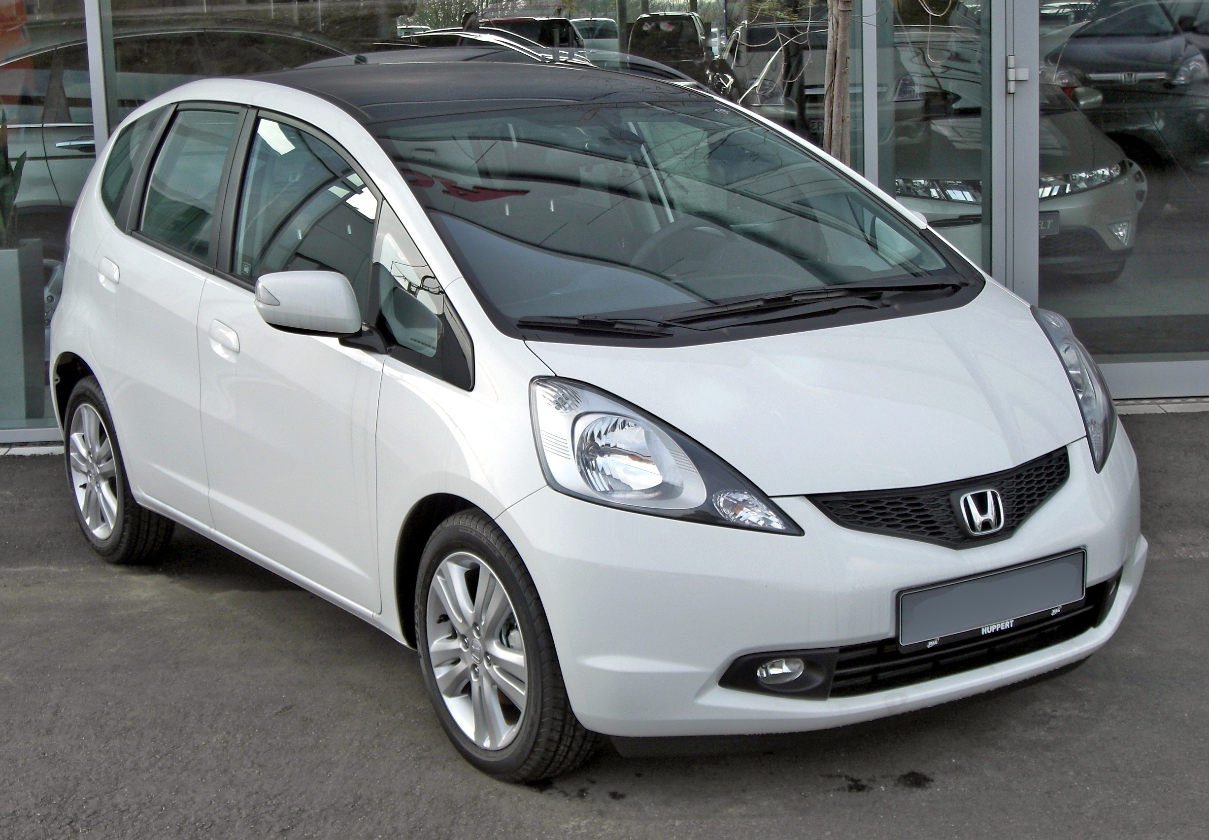 Honda Jazz Style photo 01