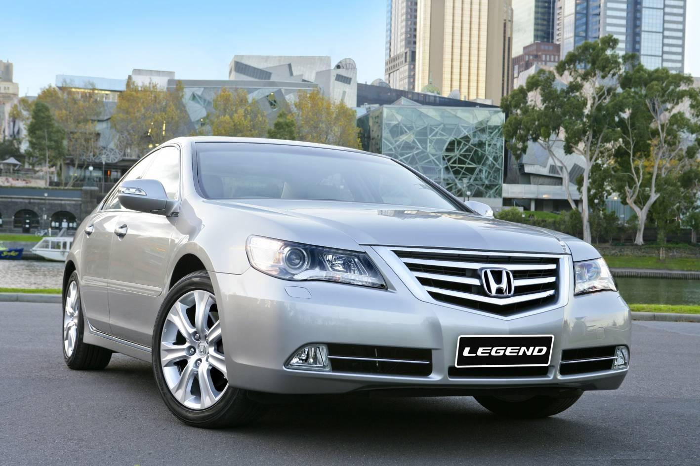 Honda Legend photo 03
