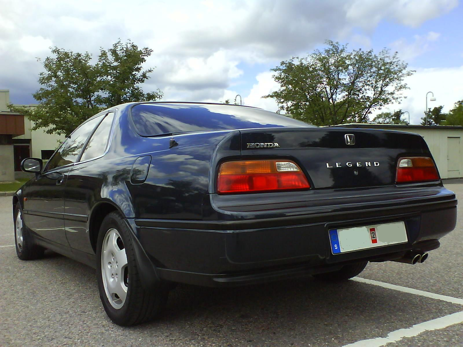 Honda Legend photo 04
