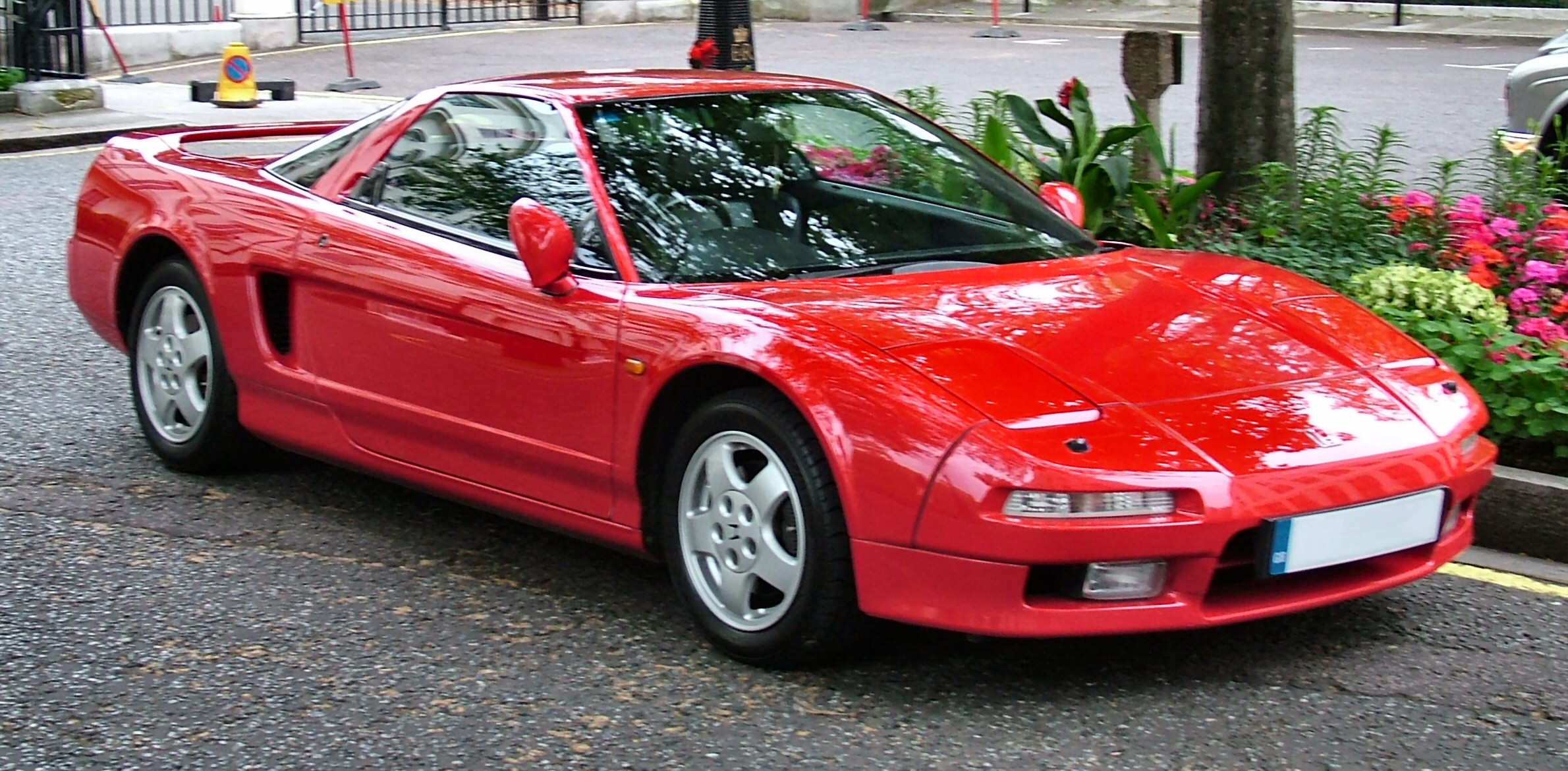 Honda NSX photo 02