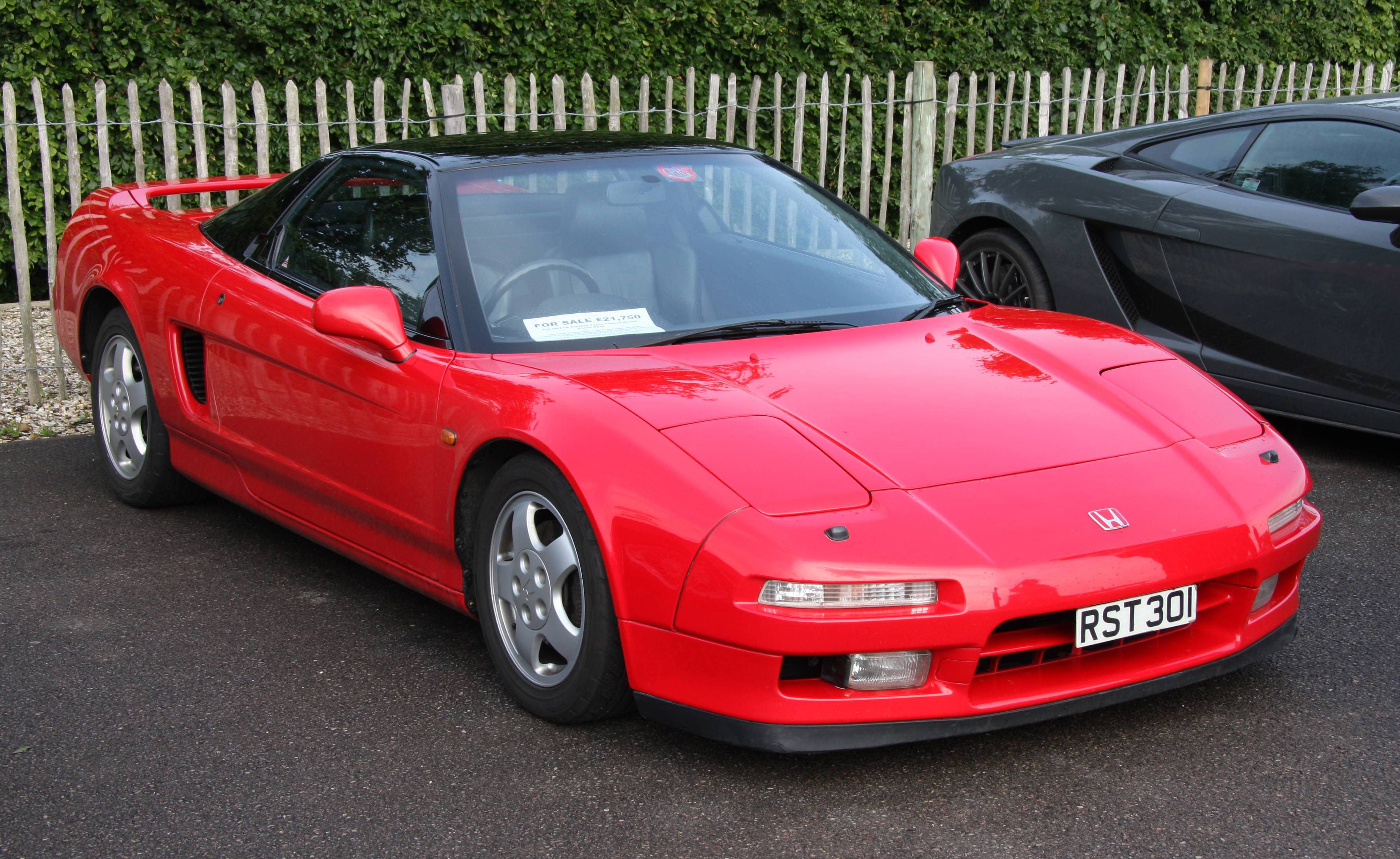 Honda NSX photo 05