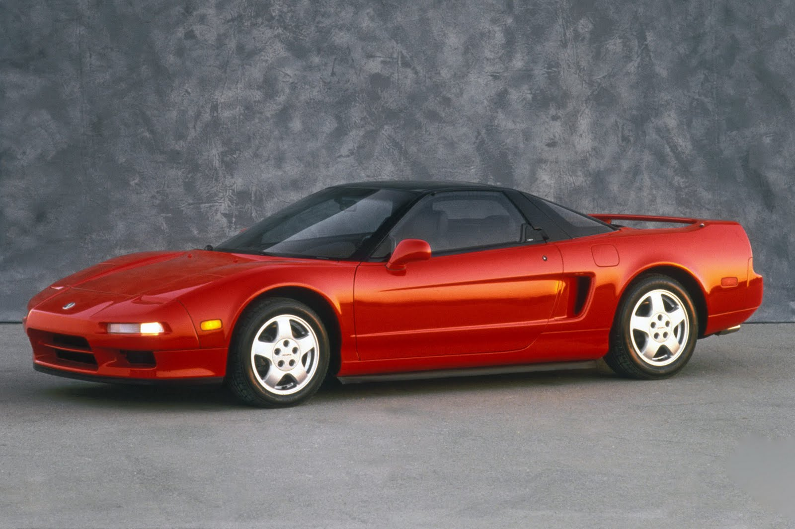 Honda NSX photo 09