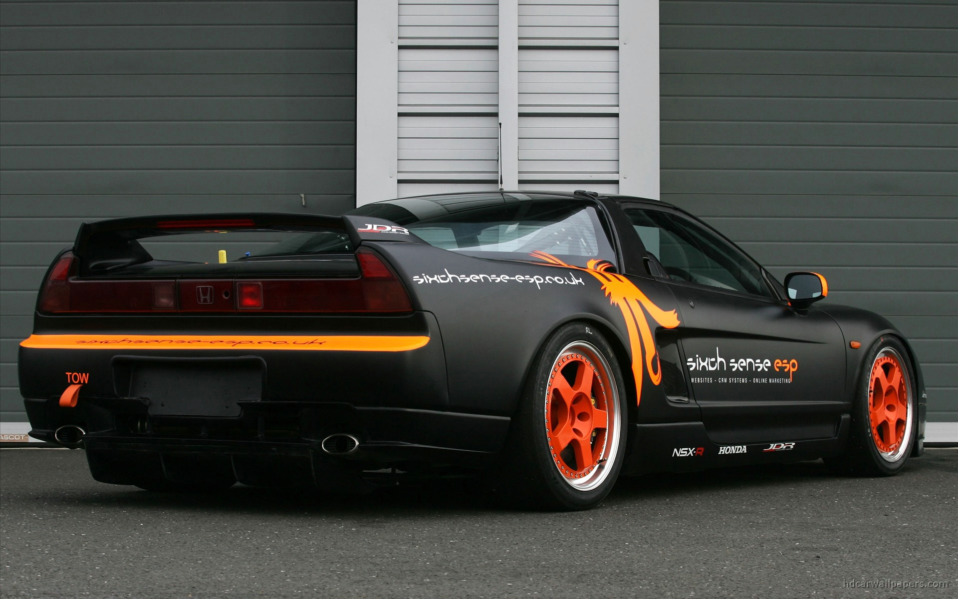 Honda NSX photo 14