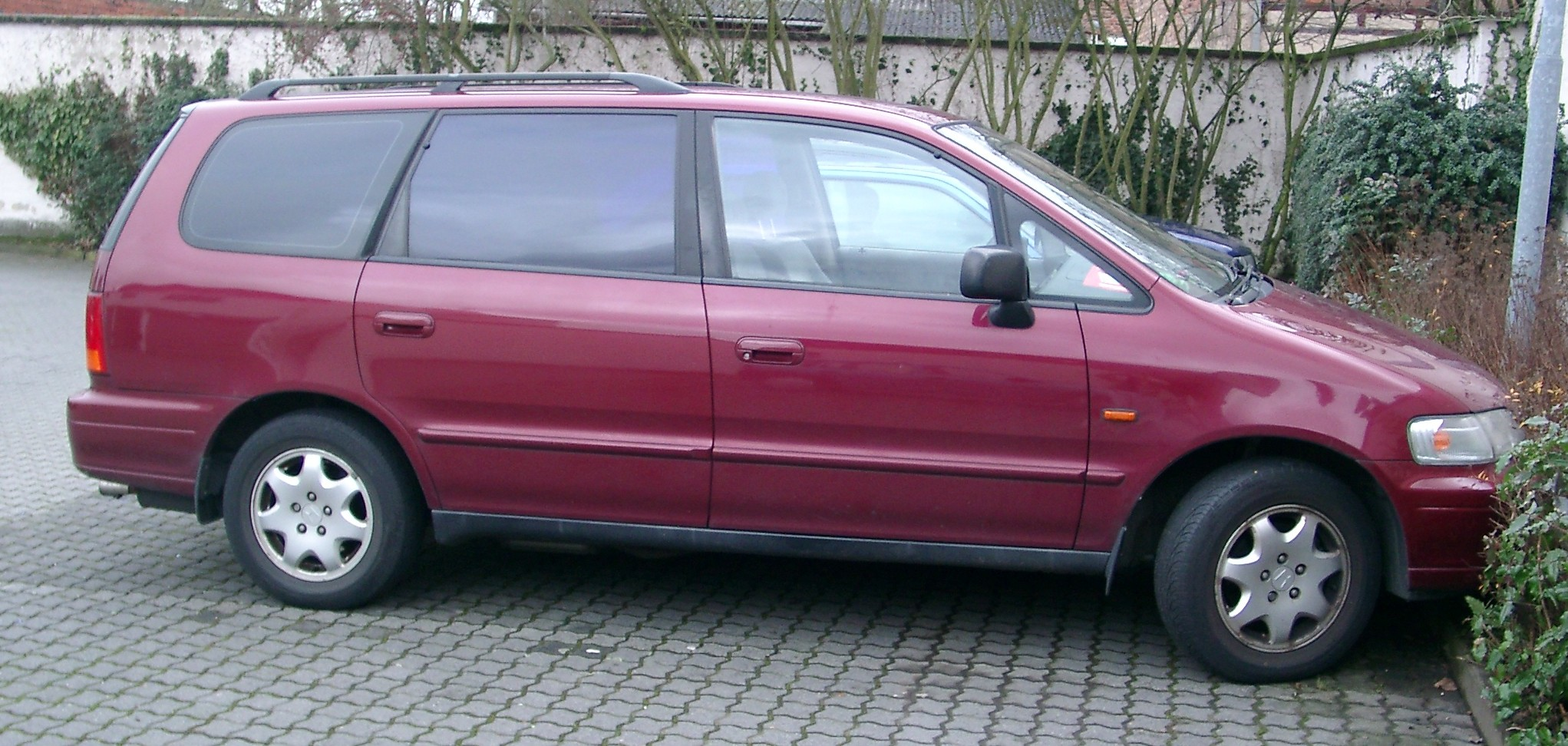 Honda Shuttle photo 01