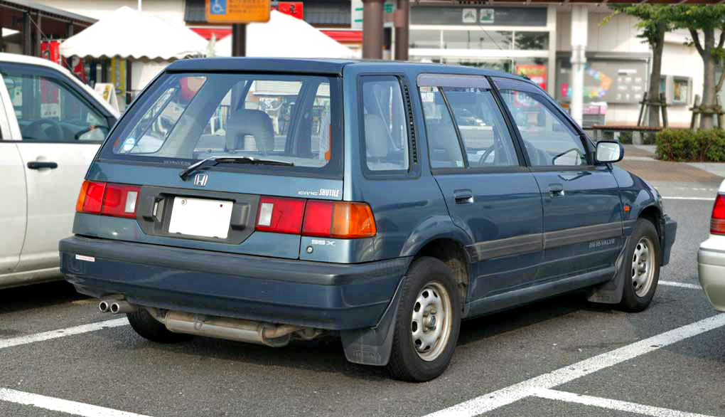 Honda Shuttle photo 05