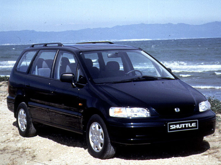 Honda Shuttle photo 10