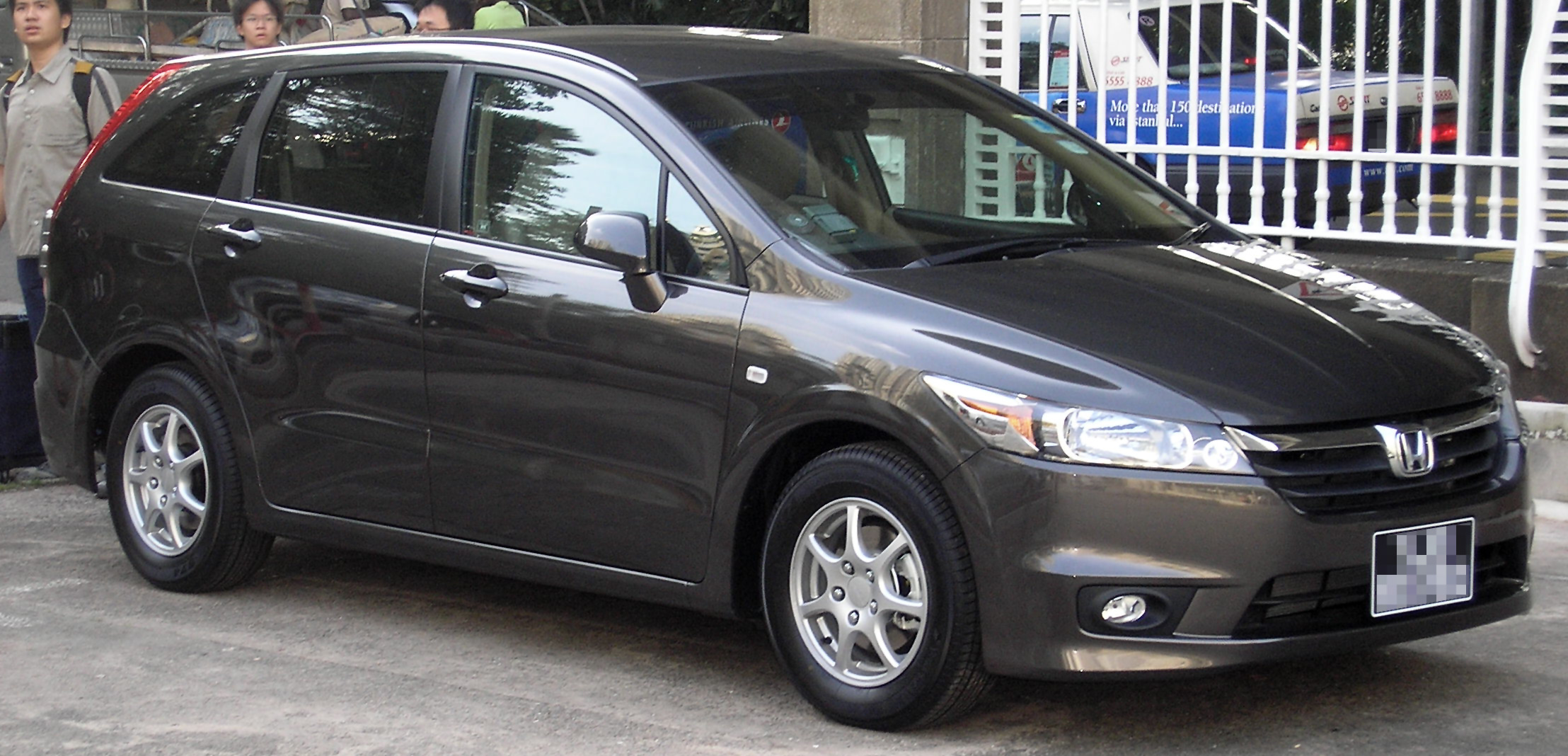 Honda Stream photo 01
