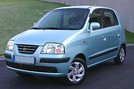 Hyundai Atos photo 02