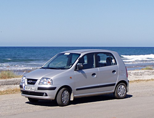 Hyundai Atos photo 03
