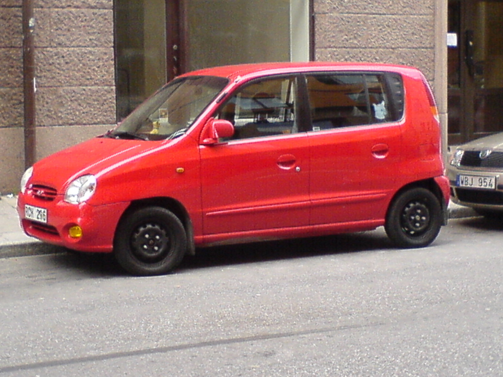 Hyundai Atos photo 04