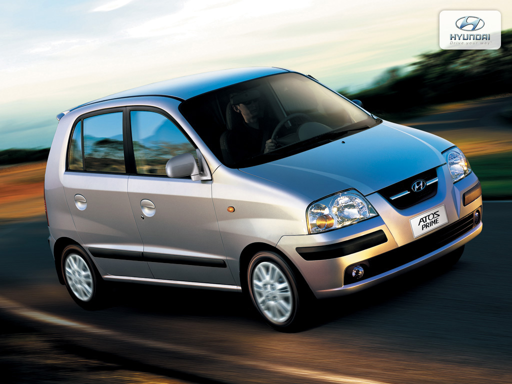 Hyundai Atos photo 06