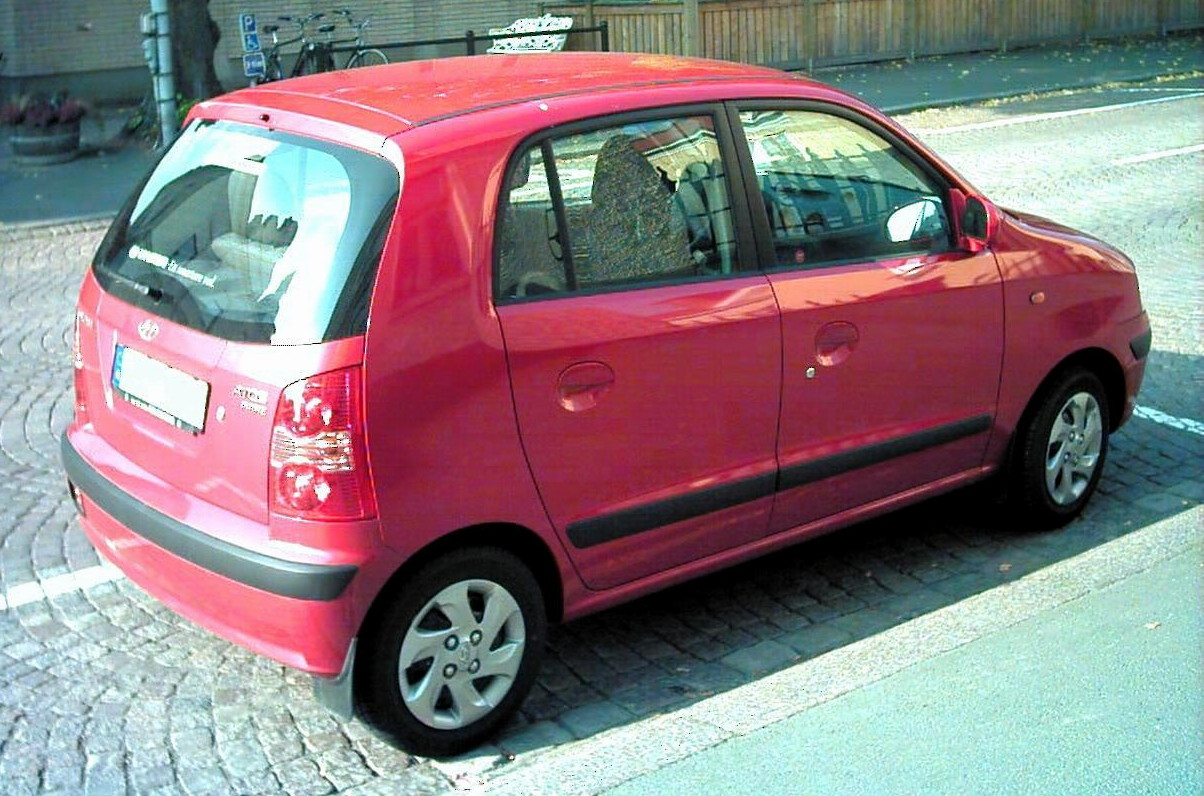 Hyundai Atos photo 07