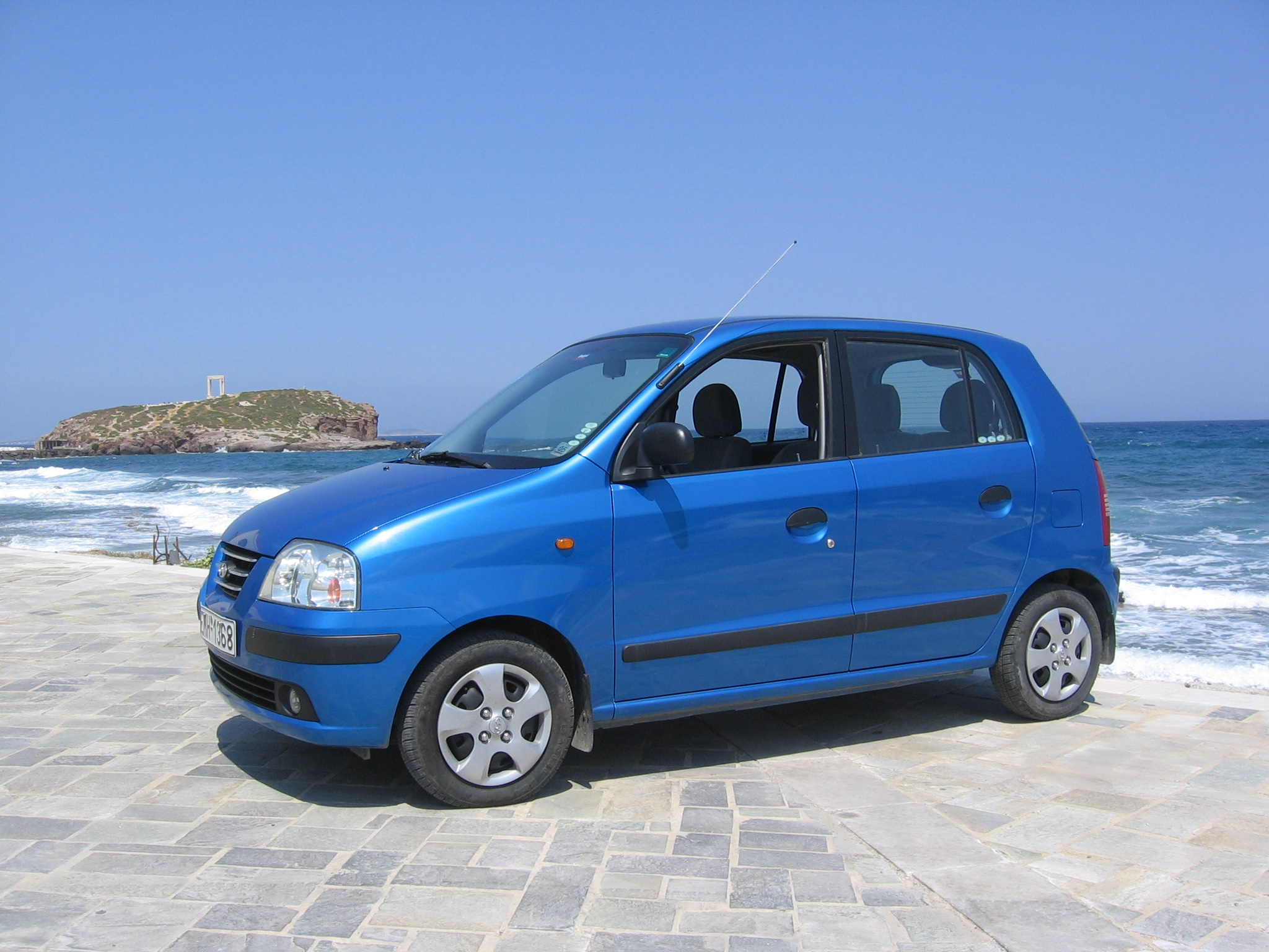 Hyundai Atos photo 10