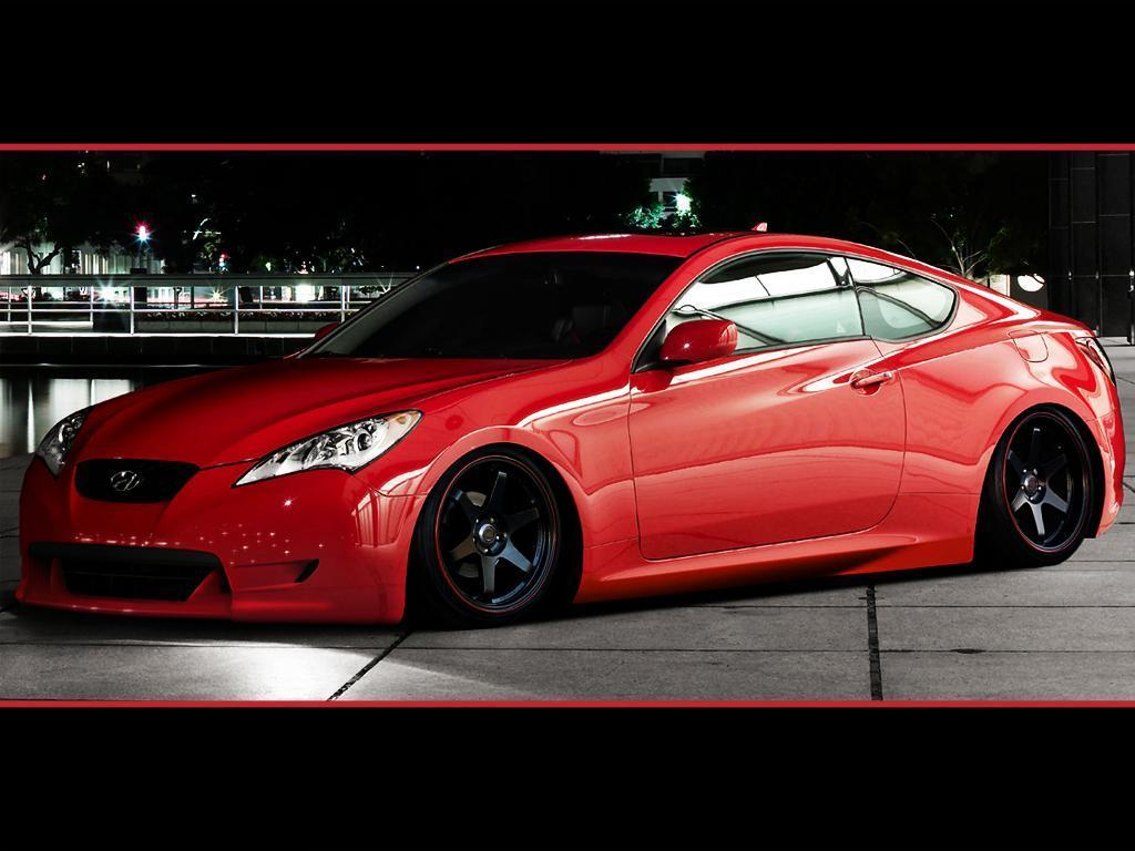 Hyundai Genesis Coupe photo 06