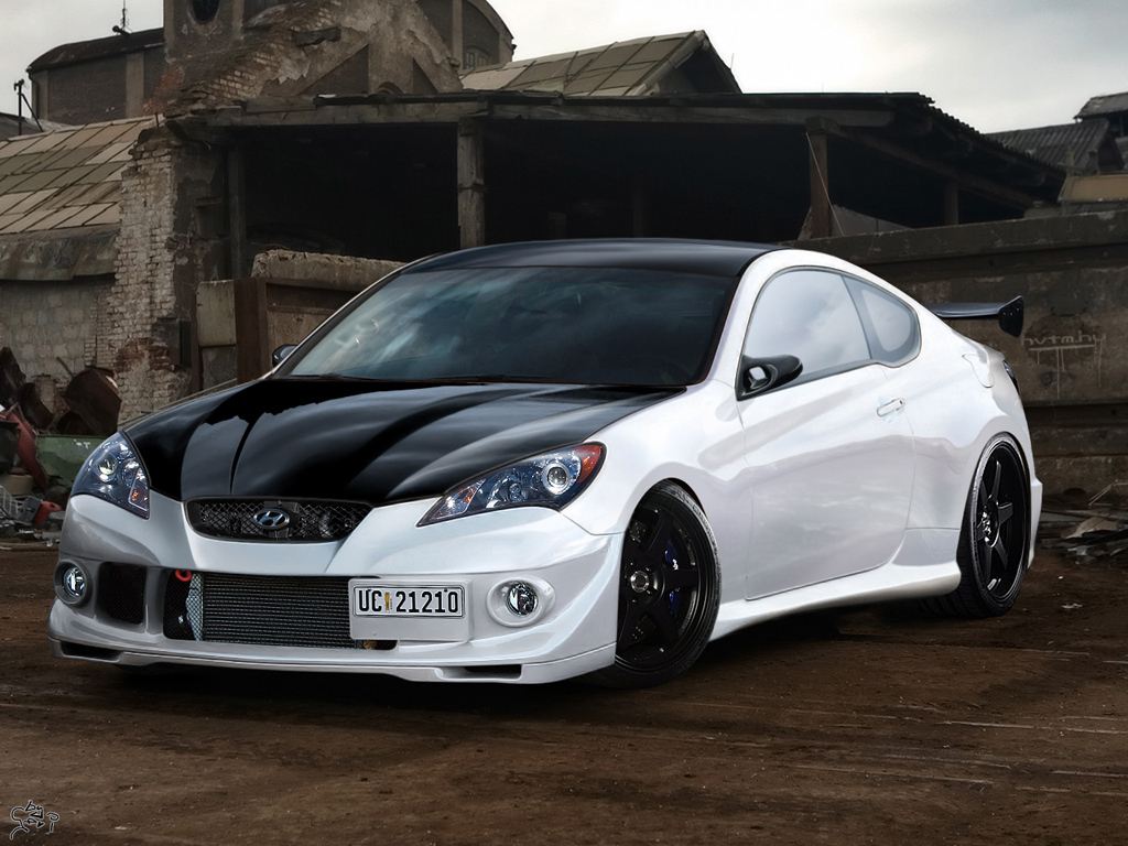 Hyundai Genesis Coupe photo 09