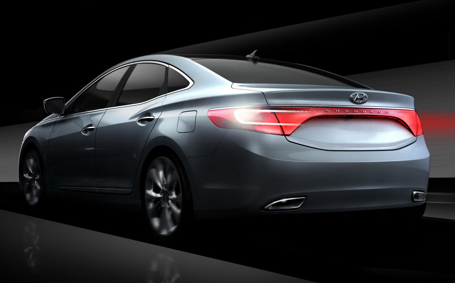 Hyundai Grandeur photo 02