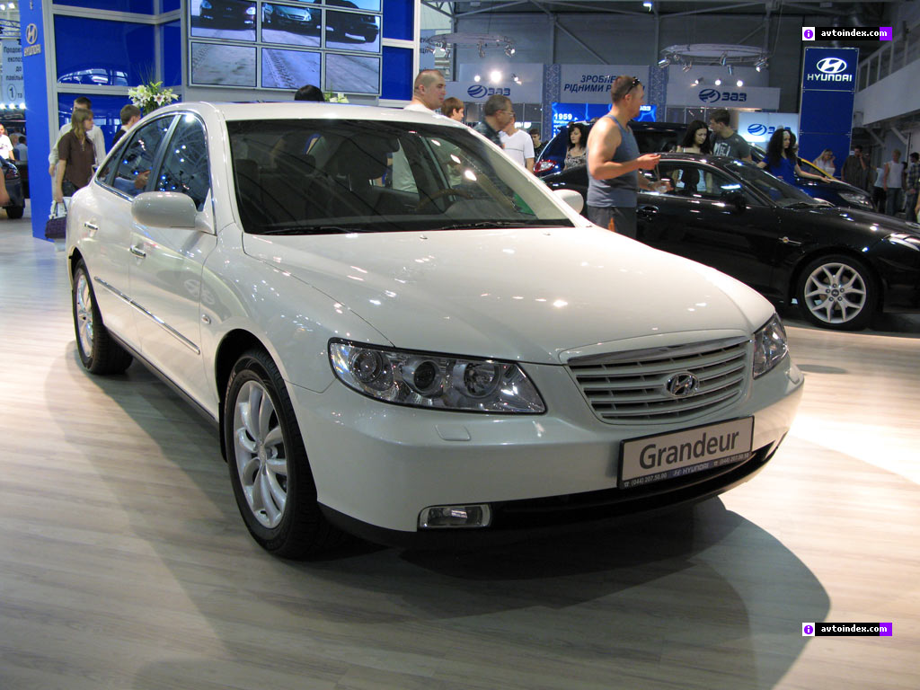 Hyundai Grandeur photo 07