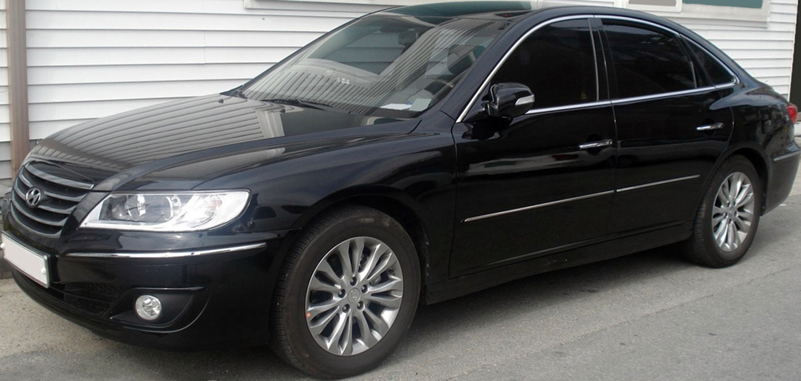 Hyundai Grandeur photo 12