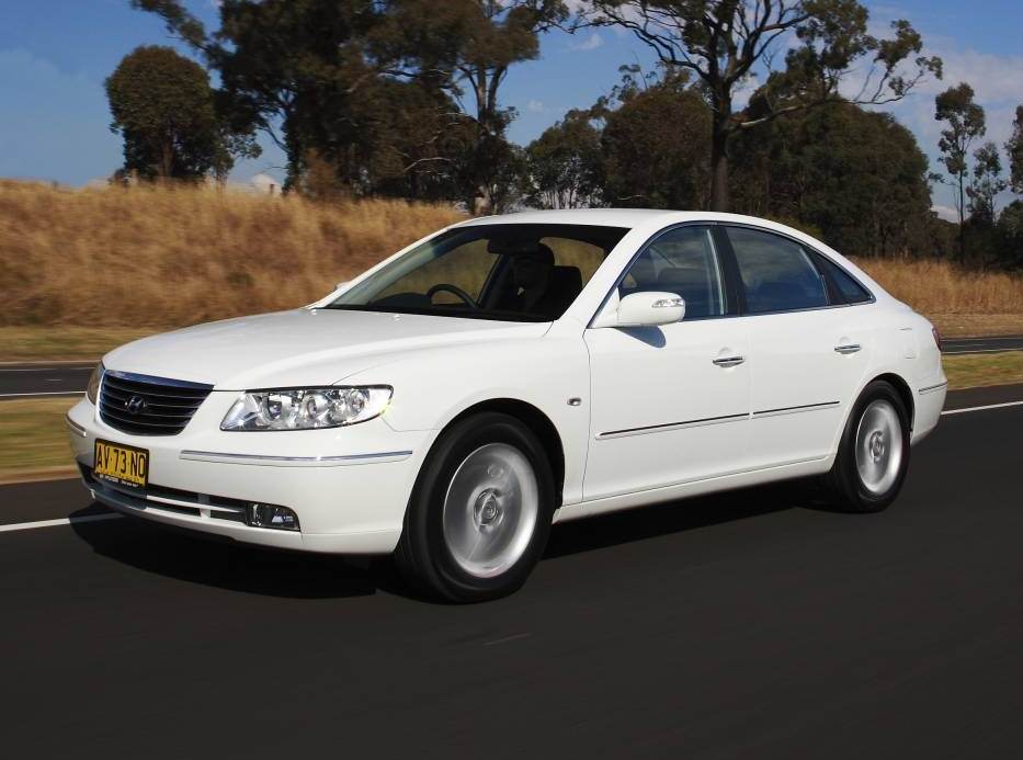 Hyundai Grandeur photo 13