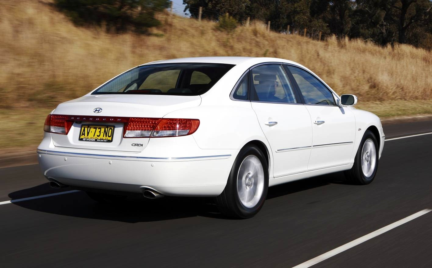 Hyundai Grandeur photo 16