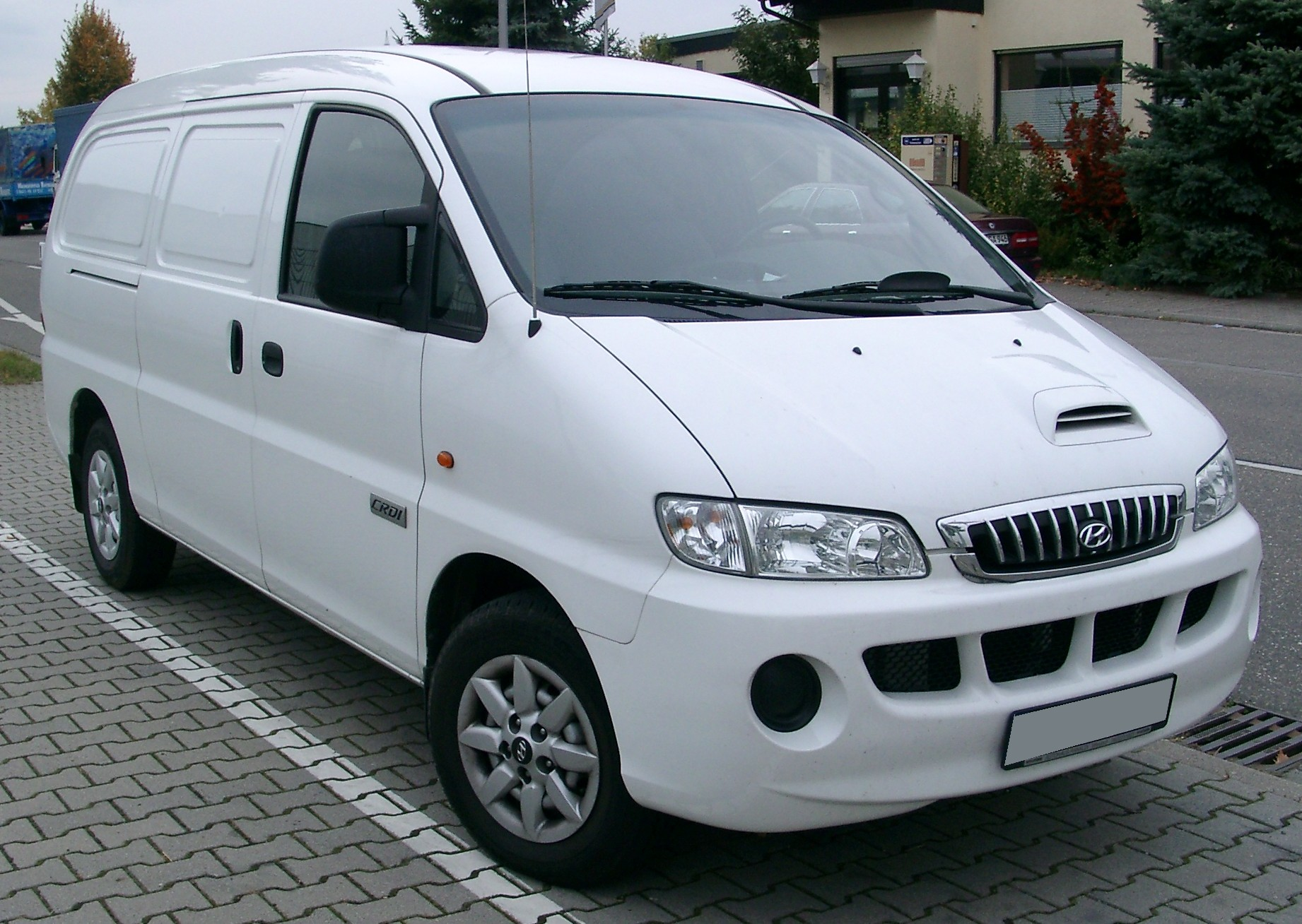 Hyundai H1 photo 01