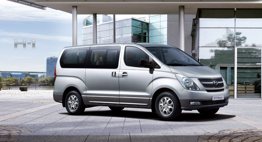 Hyundai H1 photo 04