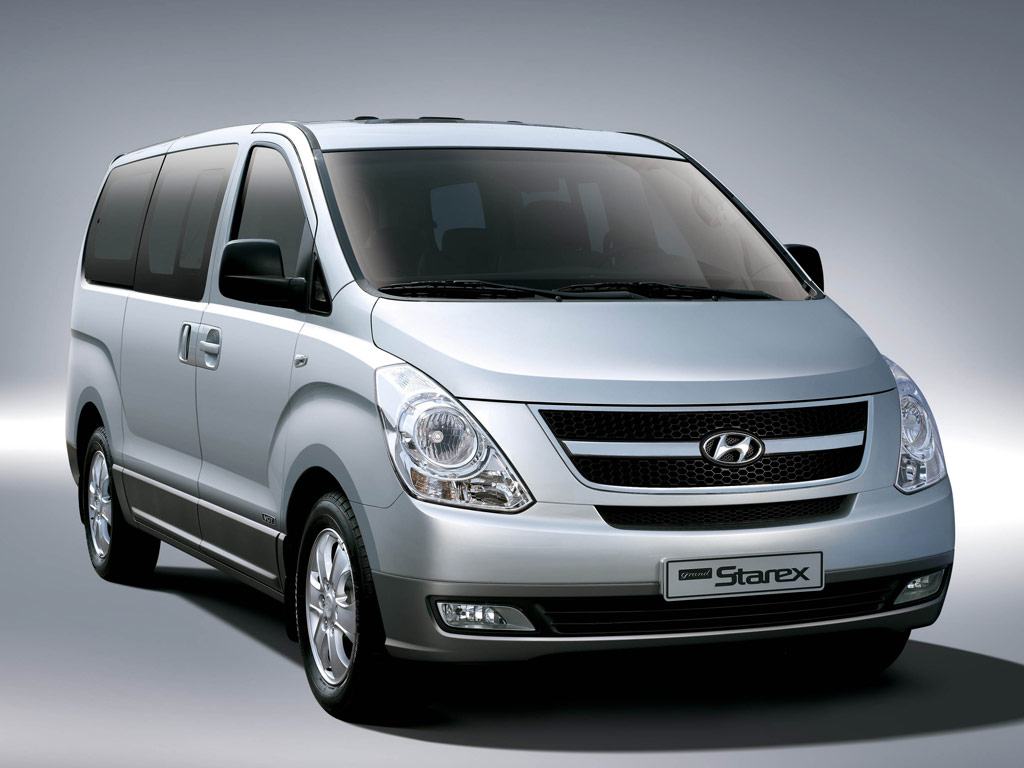 Hyundai H1 photo 05