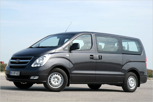 Hyundai H1 photo 06