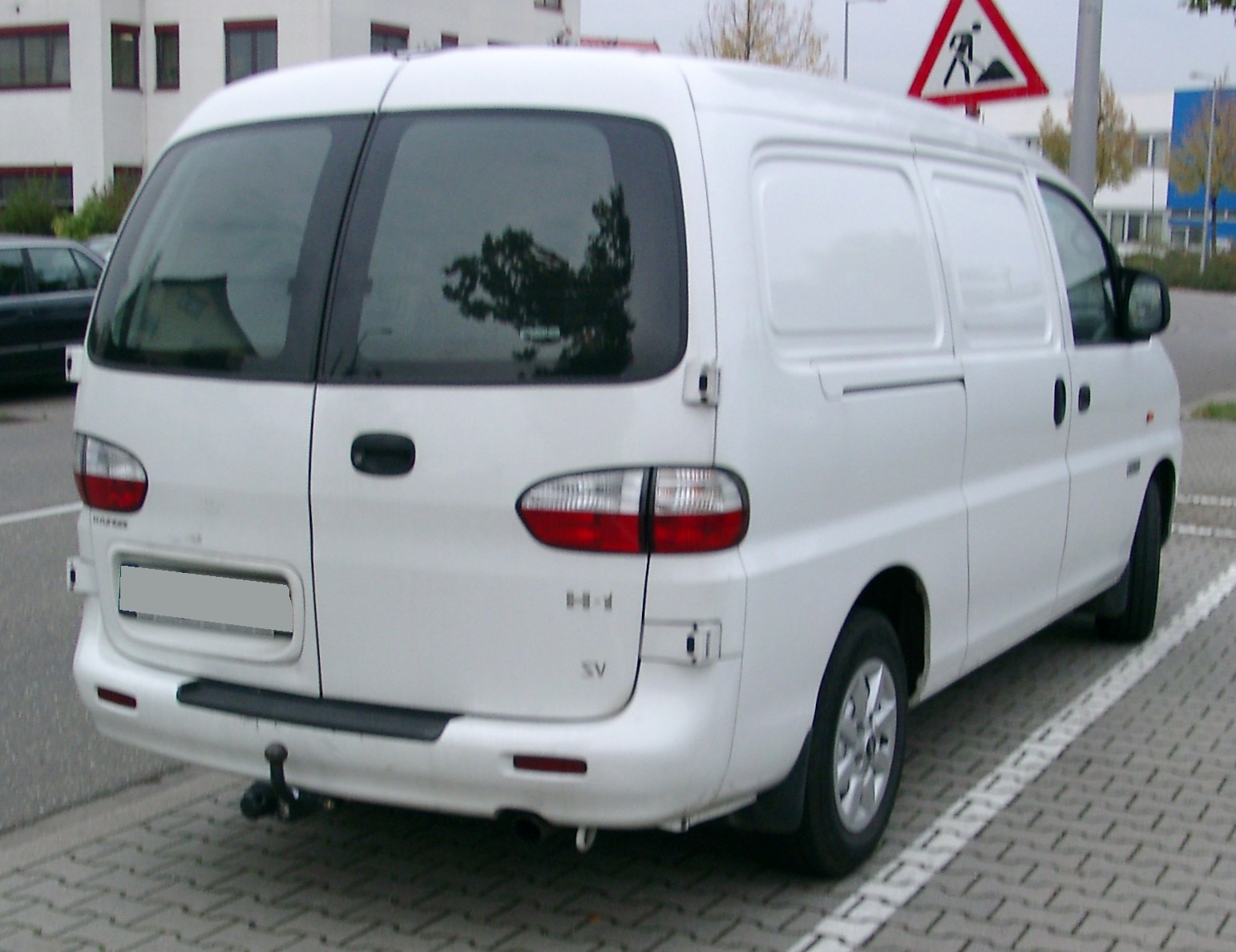 Hyundai H1 photo 09